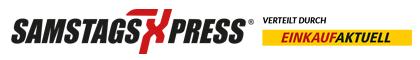 SamstagsXpress - Werbung die ankommt