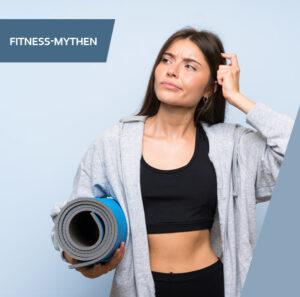 3 Fitness-Mythen